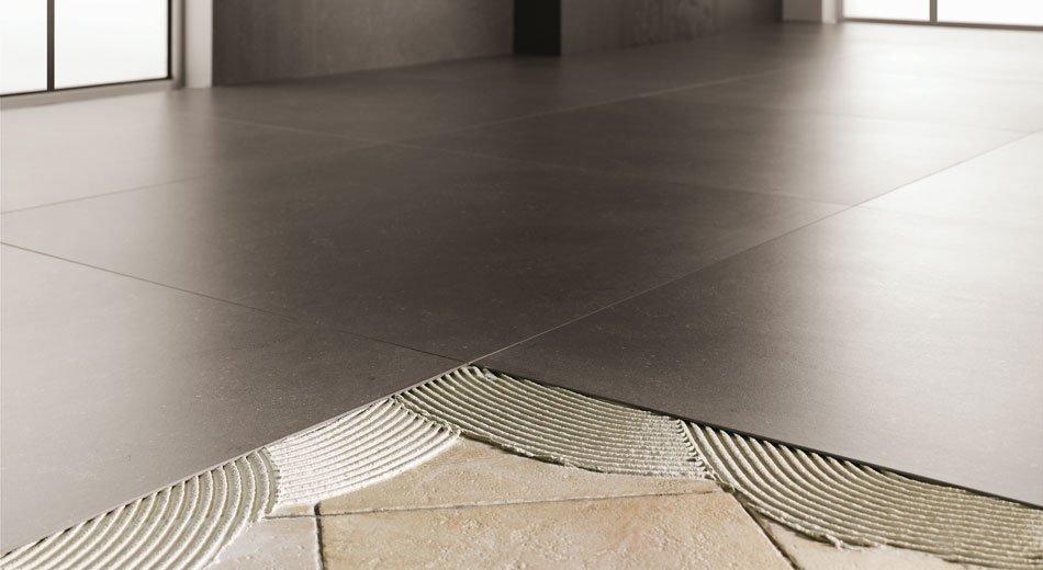pavimenti lastre sottili sovrapposizione bologna kerlite 3mm