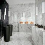 marvel pro statuario-select-honed-ambient-borgoceramica-bologna
